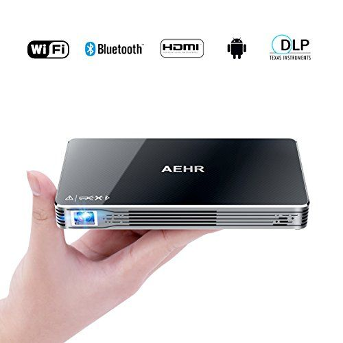 "Is the Mini Projector Portable Pico Video Projector for iPhone and Andriod phone,HD Home Theater Movie Family Cinema,Support Wifi/HDMI/Bluetooth/USB/TF card/Audio Cable by AEHR  Truly worth the money in addition to all the ""top product deals EVER"" hype? Are there superior product options other ..."