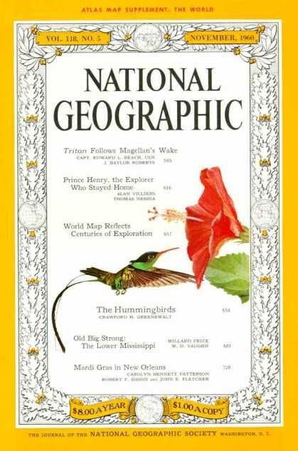 75 best nat geo photos images on pinterest mother nature wild november 1960 national geographic magazine with map hummingbirds prince henry gumiabroncs Image collections