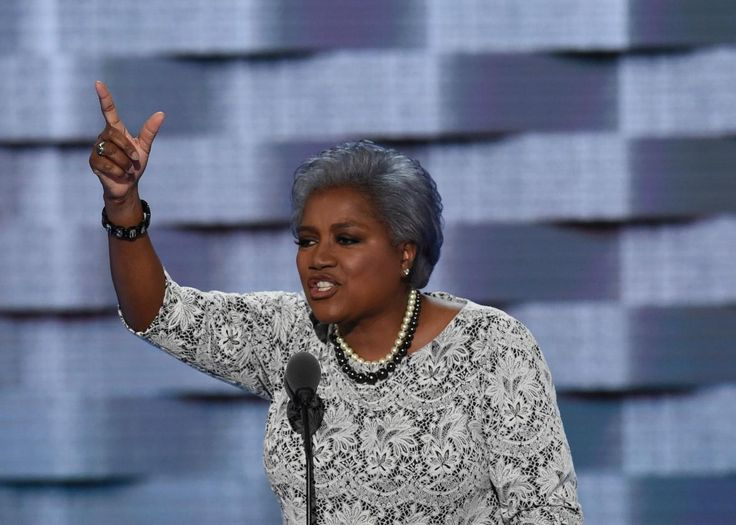 It's not a fun day for Donna Brazile. The interim DNC chairwoman who was brought on following Rep. Debbie Wasserman Schultz's abrupt, WikiLeaks-provoke ...