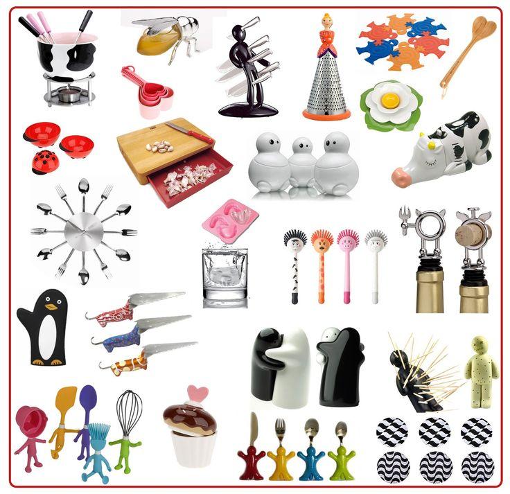 utensilios de cozinha divertidos - Pesquisa Google