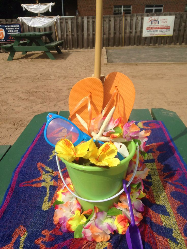Best flip flop party images on pinterest door wreaths