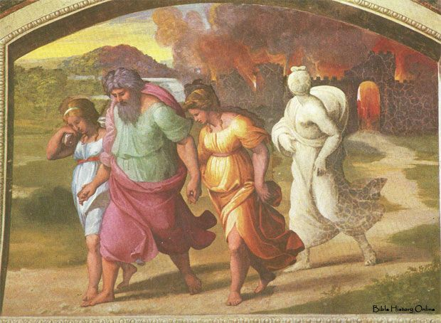 Sodom and Gomorrah * Towns in the Bible that were destroyed by God for their wicked, sinful indulgences.