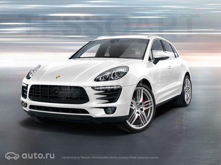 SUV 5 doors 2015 Porsche Macan, mileage 0 km, …