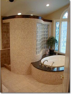 Luxury Showers Design Ideas, Pictures, Remodel, and Decor - page 3