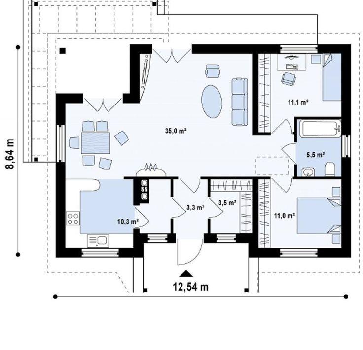 casa si gradina pe 300 de mp House and garden on 300 square meters 8