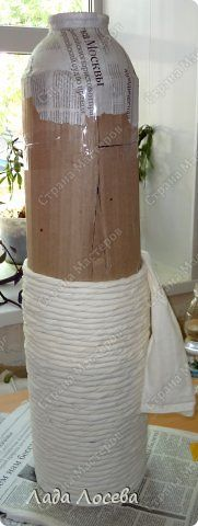 Produto de classe Mestre de Artesanato 8 de março Dia de aniversário frascos Modeling projeto de argila do Dia das Mães Professor Vasos Pintura desperdício de material tecido foto 2