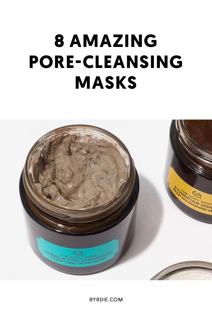 The best pore-cleansing masks
