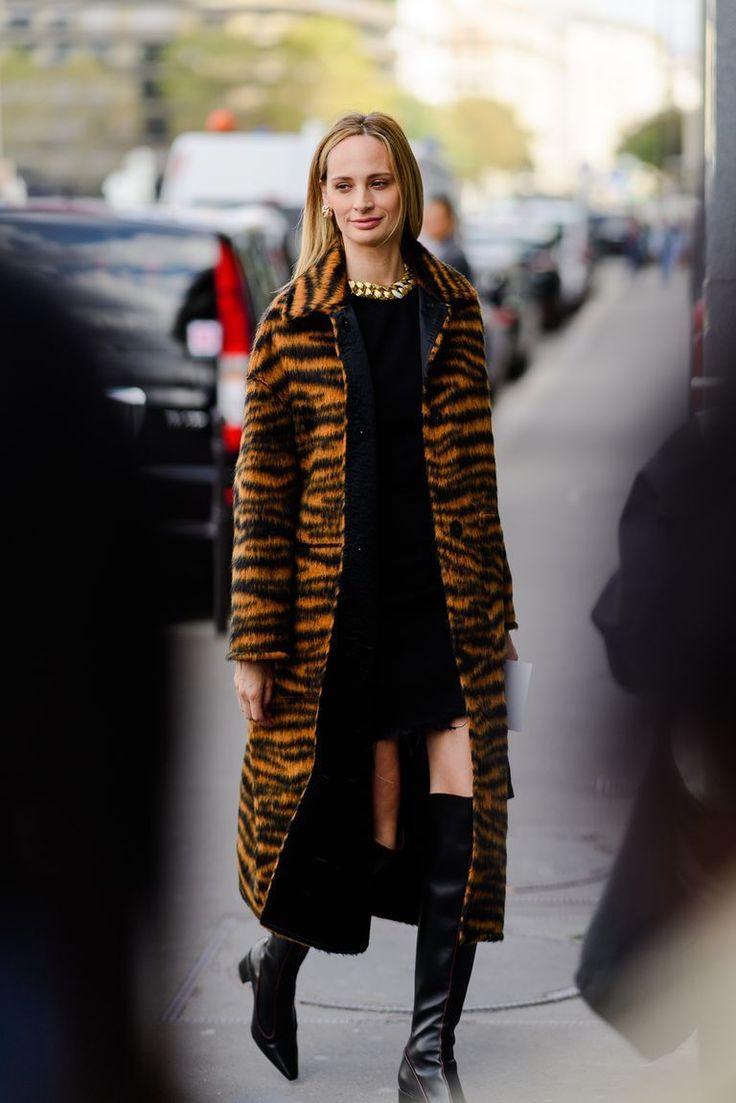 Chic Winter Outfits to Liven Up Your Work Wardrobe- HarpersBAZAAR.com