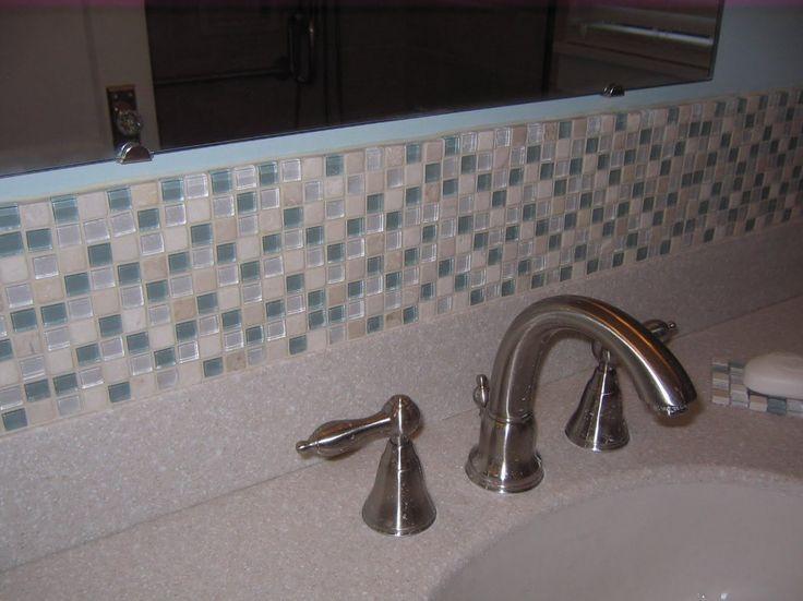 4 Tile Options For Bathroom Backsplash Ideas Stair Constructions Cheap Bathroom Vanity Backsplash Ideas  Gallery. 1000  ideas about Cheap Bathroom Vanities on Pinterest