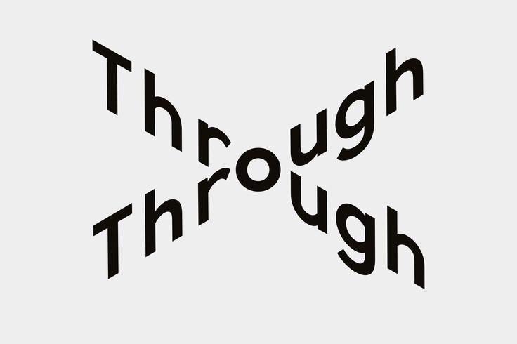 Through & Through logotype by Kurppa Hosk