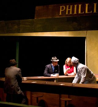 edward hopper | The (Edward) Hopper Project At Storefront Theater: Chicagoist