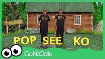 go noodle - YouTube