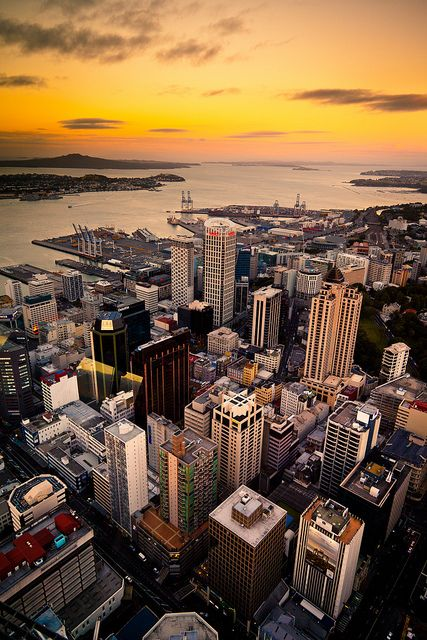 Auckland, New Zealand...why didnt I just study abroad!