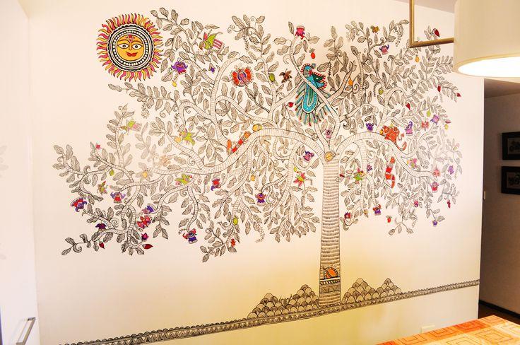 Nestopia » 3 Elegant Ways to Handcraft your Walls