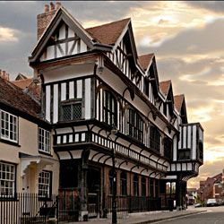 Tudor House in Southampton City