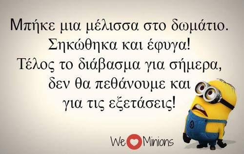 We minions