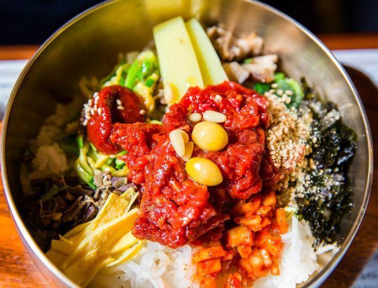 맛의 도시 전주를 대표하는 전주비빔밥