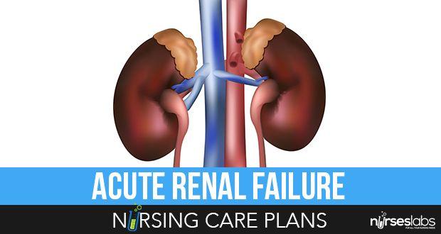 Acute-Renal-Failure-Nursing-Care-Plans