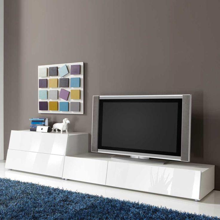 die 25 besten ideen zu tv wohnwand auf pinterest tv wand do it yourself tv wand im raum und. Black Bedroom Furniture Sets. Home Design Ideas