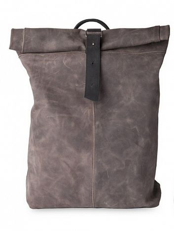 Рюкзак GINZ Rolltop Brown