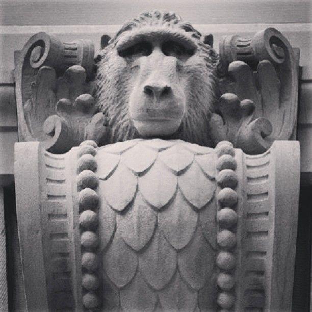 The details of Jo'burg. #sculpture #architecture #art #johannesburg #instagram #urbangenesis