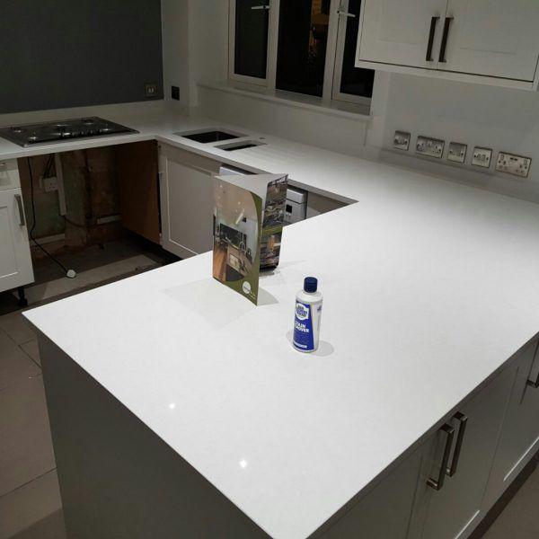 30mm Bianco Marmo Suprema
