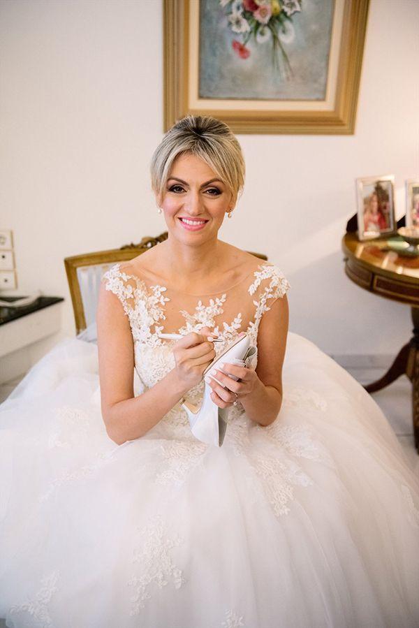 5e5f8215b72b Όμορφος φθινοπωρινός γάμος σε λευκούς τόνους