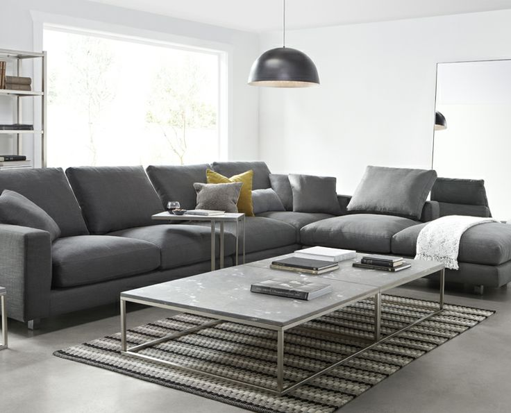Freedom  Landmark 3 piece modular sofa $4999
