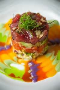 Ahi Stack they have at Jackie Rey's in Kona on the Big Island of Hawai'i.
