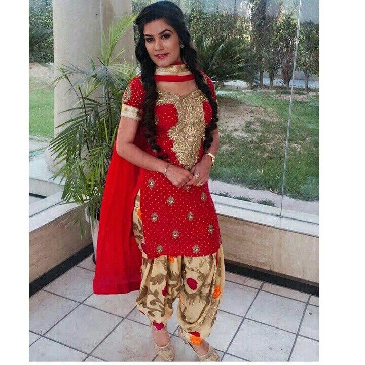 53 best Punjabi Suits images on Pinterest | India fashion, Indian ...