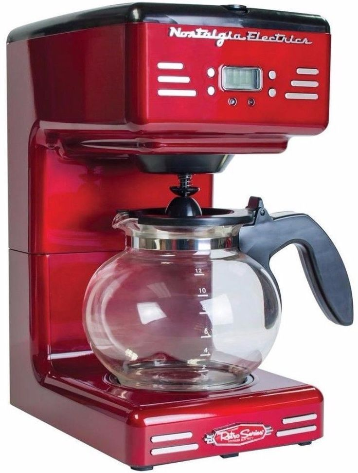 Programmable Coffee Maker With Reusable Filter : 25+ best ideas about Small Kitchen Appliances on Pinterest Tiny kitchens, Tiny house ...