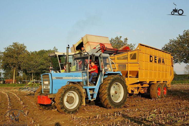 Landini 14500 op TractorFan