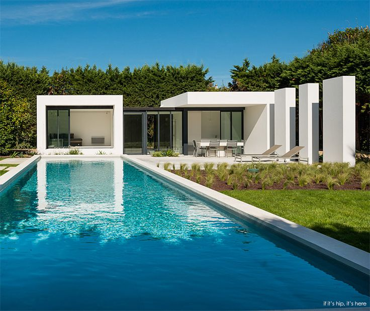 Best 25+ Modern pool house ideas on Pinterest Cool wallpapers - schwimmbad im garten
