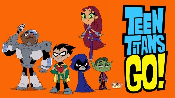 Teen Titans Go! Joining DC Nation
