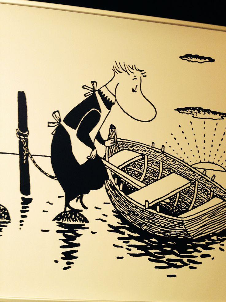 Hopp i båten