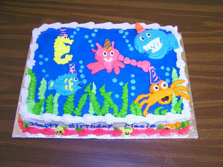 16 best Party Sealife images on Pinterest Parties 2nd