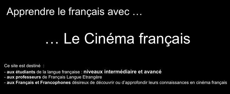 Apprendre le francais avec le cinema francais - Isabelle Servant