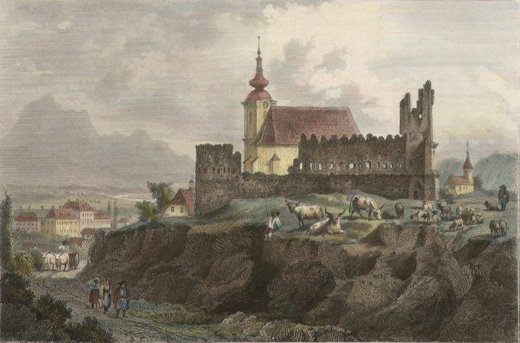 Sfântu Gheorghe ,1864