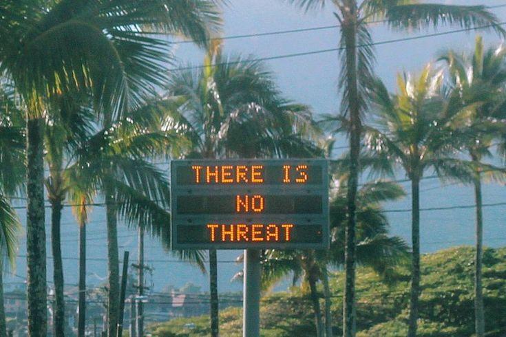Hawaii False Alarm Hints at Thin Line Between Mishap and Nuclear War
