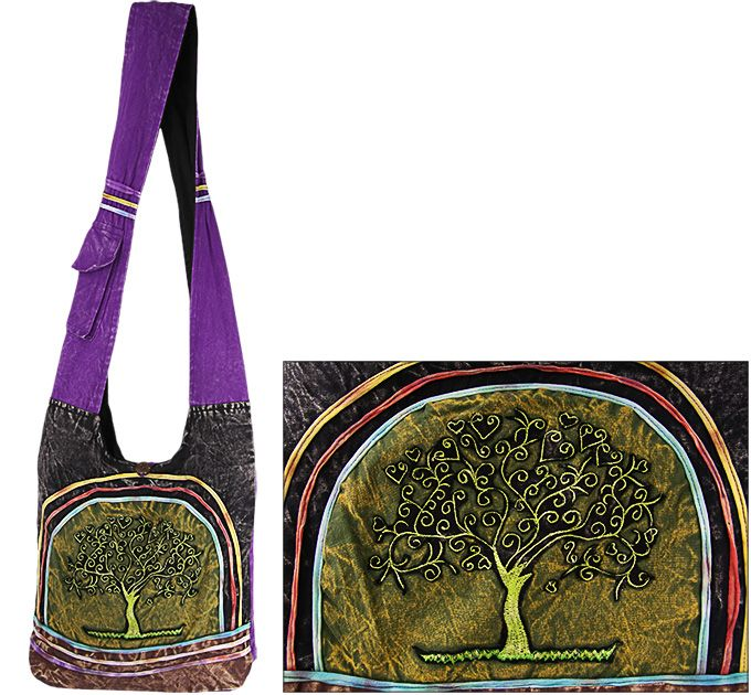 Tree of Life Sling Bag at The Animal Rescue Site