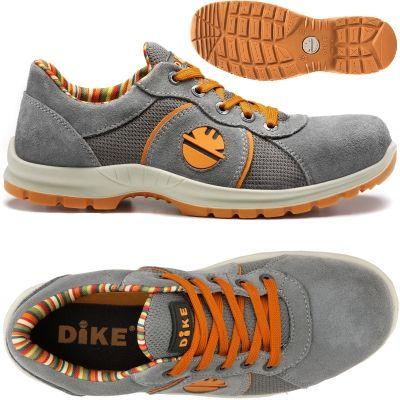 Zapato seguridad DIKE AGILITY ADVANCE S1P Gris antr