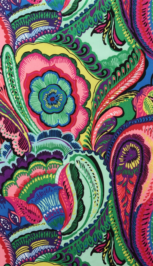 Alexander Henry -- Folklorico collection --Guadalajara sheeting