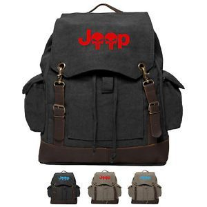 Best Jeep Backpack