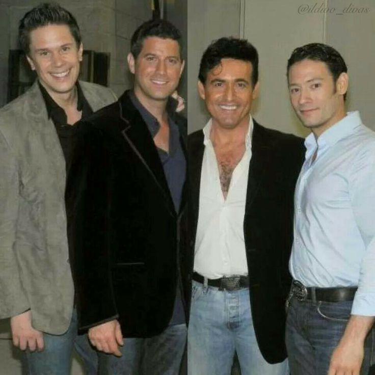 Il divo a collection of ideas to try about celebrities - Il divo italian songs ...