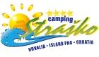 camping on beaches in Croatia