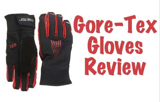 Gore-Tex cycling gloves are billed as waterproof cycling gloves – but will they keep your hands dry? These are top quality gloves, but they are not perfect.