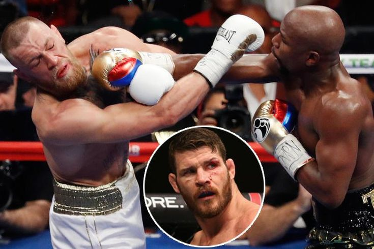 "FORMER UFC champ Michael Bisping reckons Floyd Mayweather would get ""destroyed"" in the octagon towards Conor McGregor in just 35 seconds. Floyd Mayweather, forty, has just lately been posting photographs and movies throughout his social media hinting that he might be coming again to struggle MMA..."