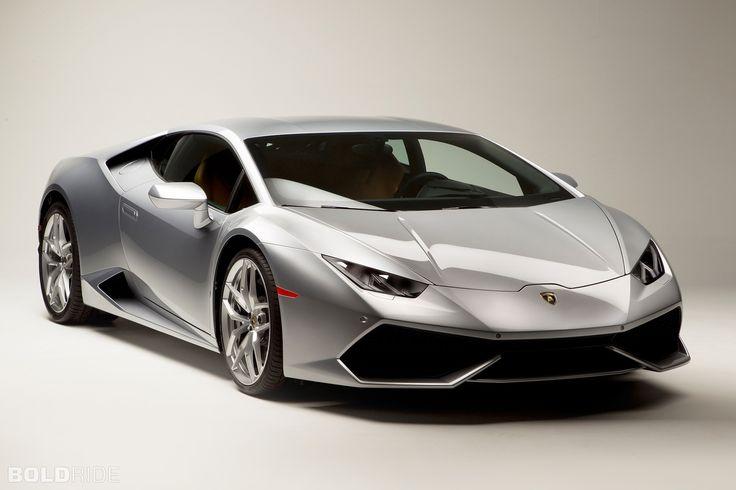 Rent a Lamborghini Huracan from Apex