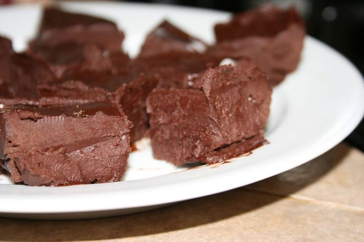 Coconut Oil Fudge – Easy, Delicious, No Cooking Required!