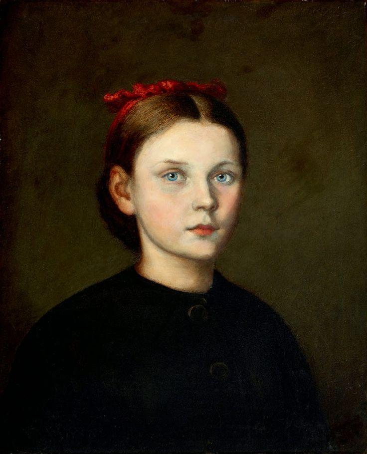 Πορτρέτο της Etelka Benzur